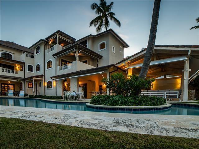 2 de 50: Villa ocean Front  dormitorios vacaciones de grupo punta can