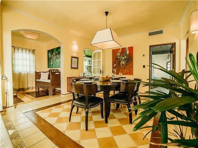 14 de 50: Villa ocean Front  dormitorios vacaciones de grupo punta can