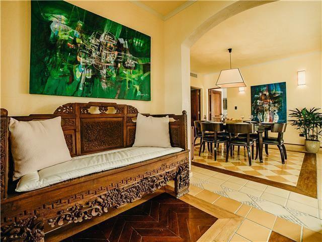 16 de 50: Villa ocean Front  dormitorios vacaciones de grupo punta can