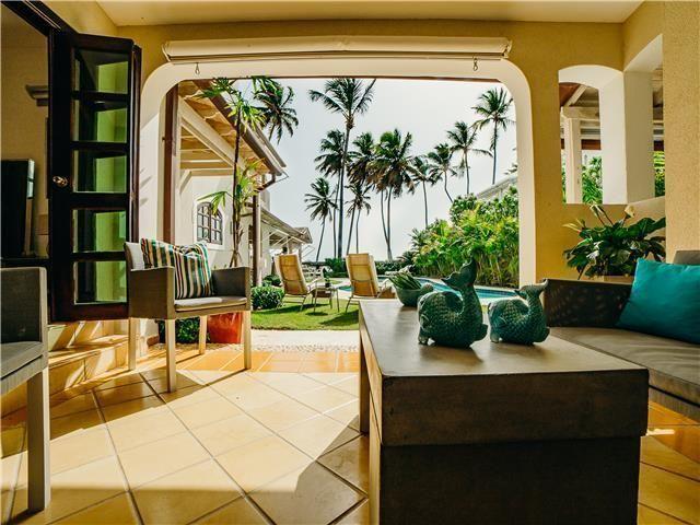 22 de 50: Villa ocean Front  dormitorios vacaciones de grupo punta can