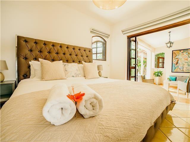 24 de 50: Villa ocean Front  dormitorios vacaciones de grupo punta can