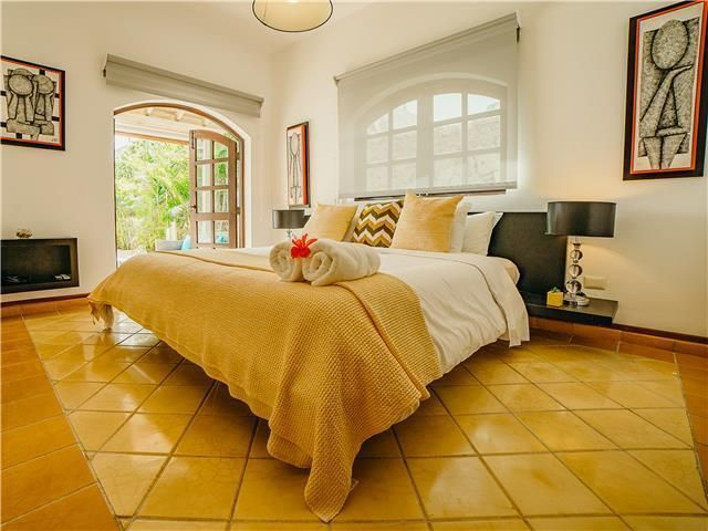 27 de 50: Villa ocean Front  dormitorios vacaciones de grupo punta can