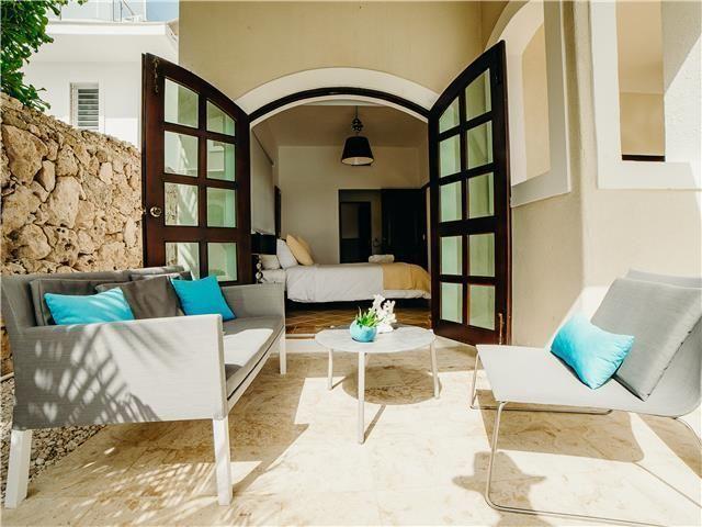 28 de 50: Villa ocean Front  dormitorios vacaciones de grupo punta can
