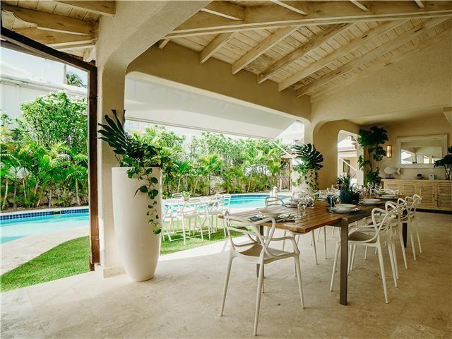 30 de 50: Villa ocean Front  dormitorios vacaciones de grupo punta can