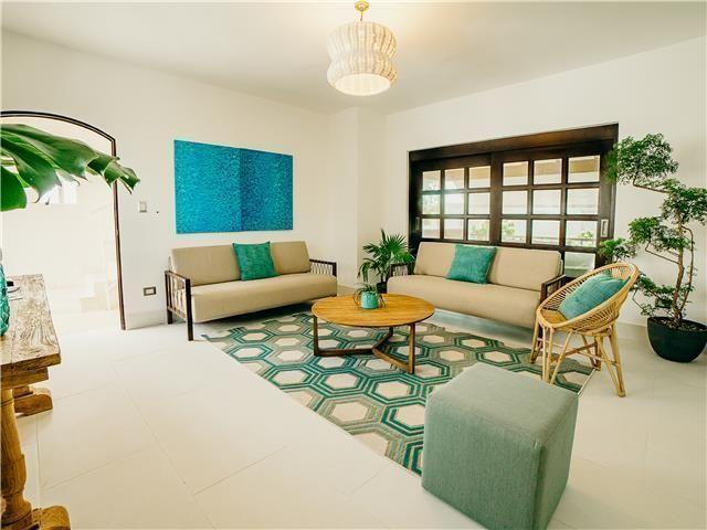 36 de 50: Villa ocean Front  dormitorios vacaciones de grupo punta can
