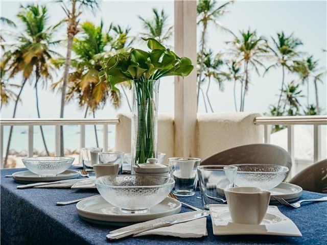 49 de 50: Villa ocean Front  dormitorios vacaciones de grupo punta can