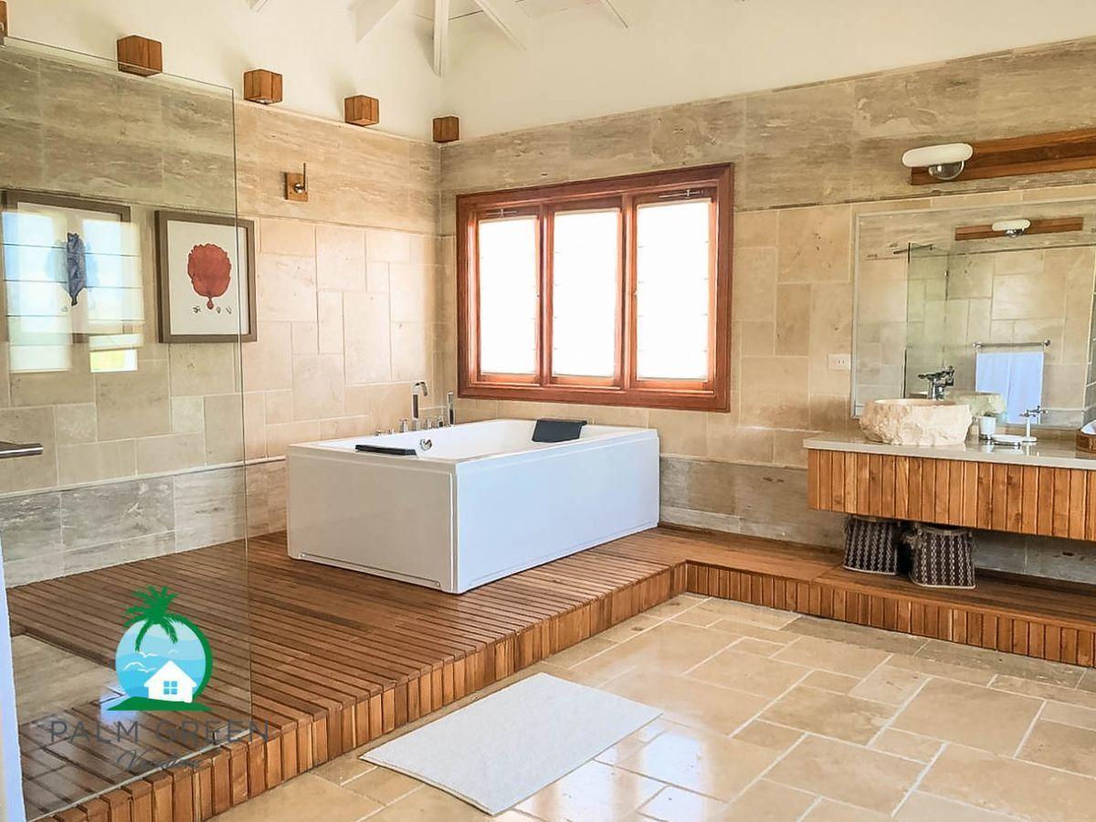 12 de 35: Villa Vacacional Cap cana 5 dormitorios