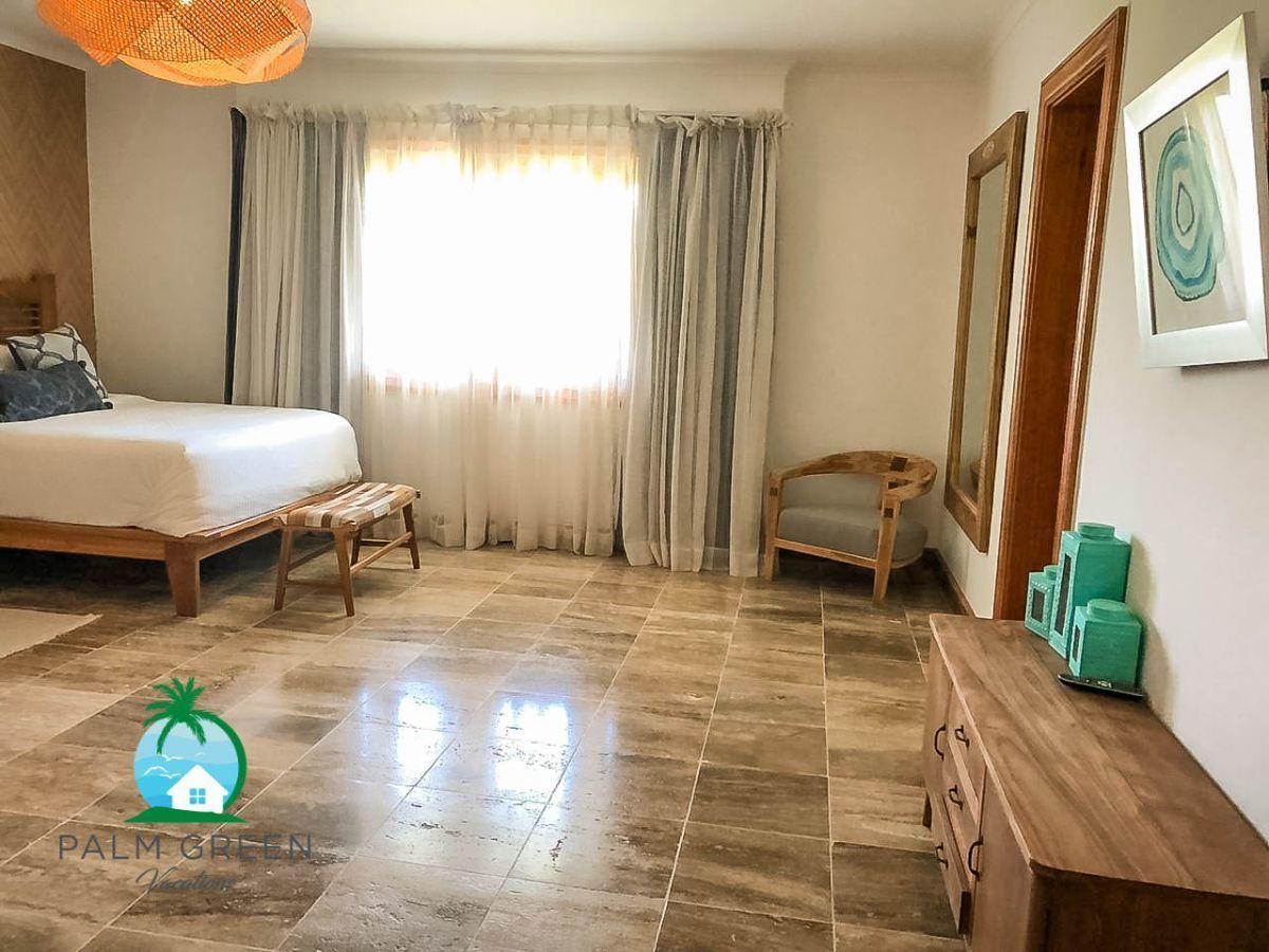 13 de 35: Villa Vacacional Cap cana 5 dormitorios