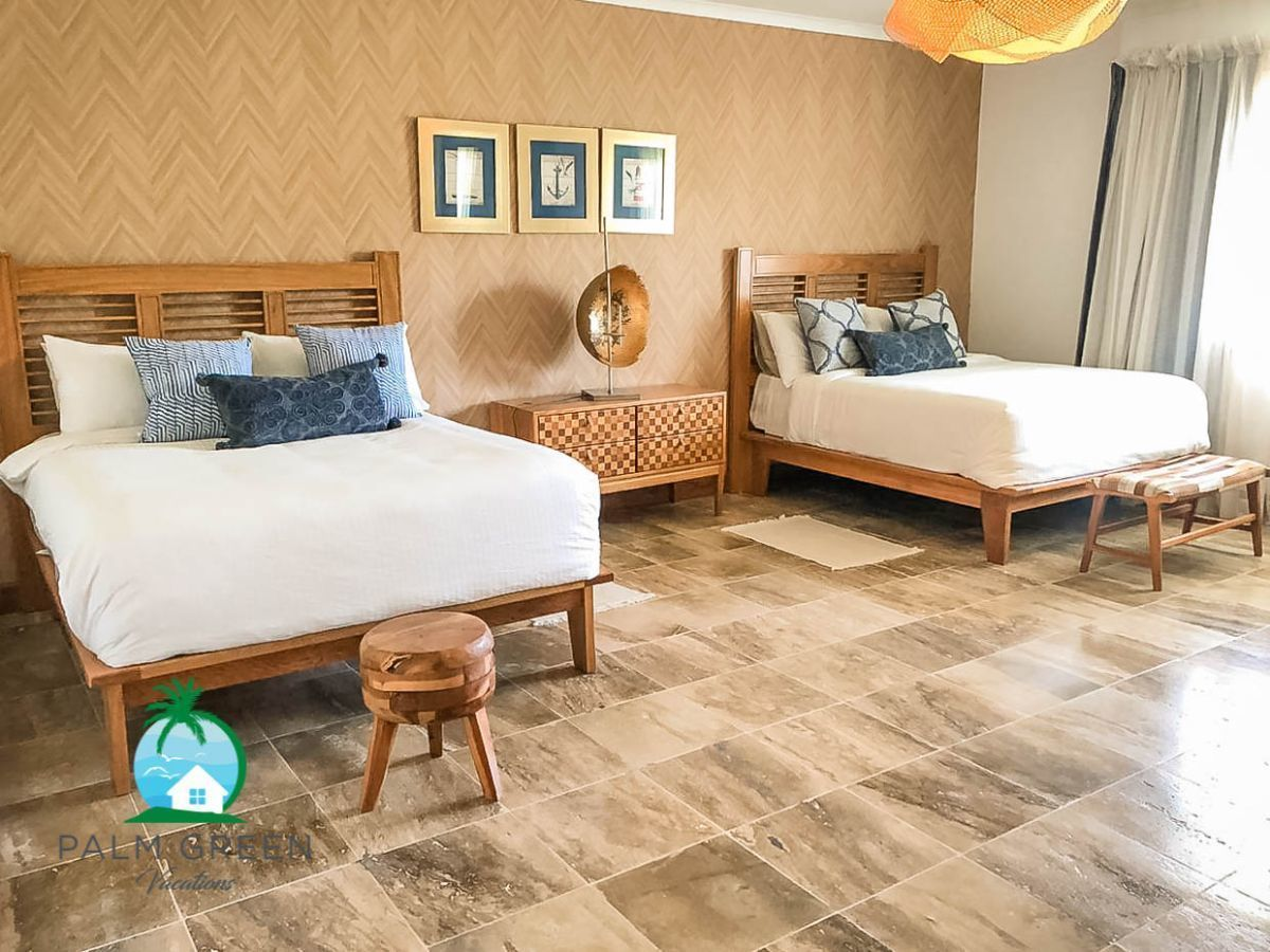 28 de 35: Villa Vacacional Cap cana 5 dormitorios