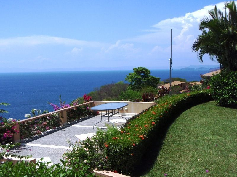 4 of 12: Private patio with awesome ocean view