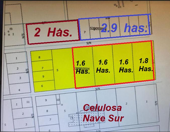2 de 5: Terreno de 2.9 hectareas en VENTA