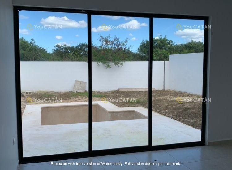 12 de 24: Excelente integraciòn de sala- terraza- piscina y jardin