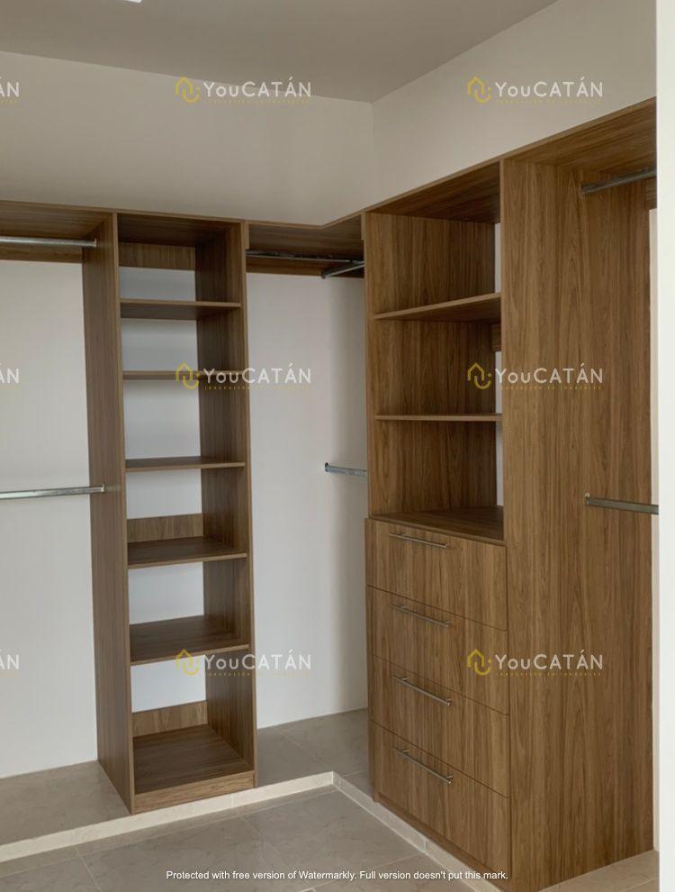 18 de 24: Closets equipados