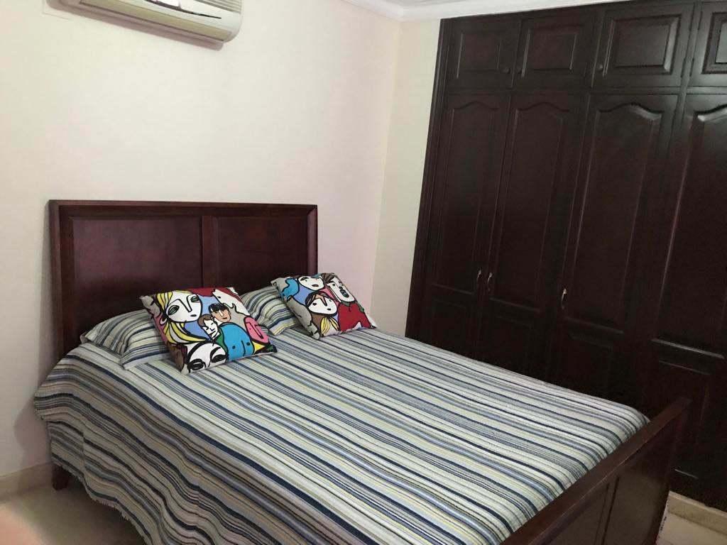 Apartamento amueblado en Urb. Realimage13