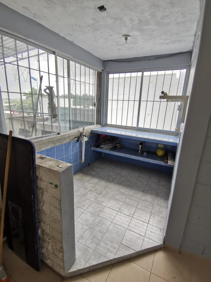 28 de 29: Área de lavado