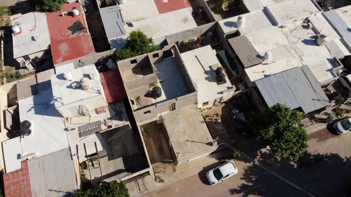 2 de 7: Vista aerea de la propiedad