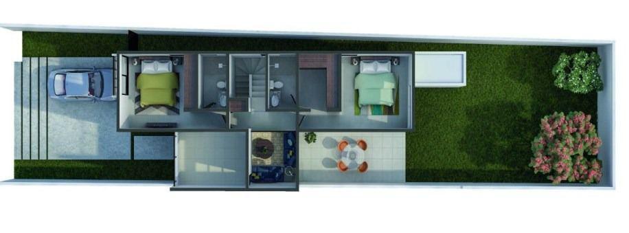 3 de 7: Casa en venta con piscina en Mérida promoción