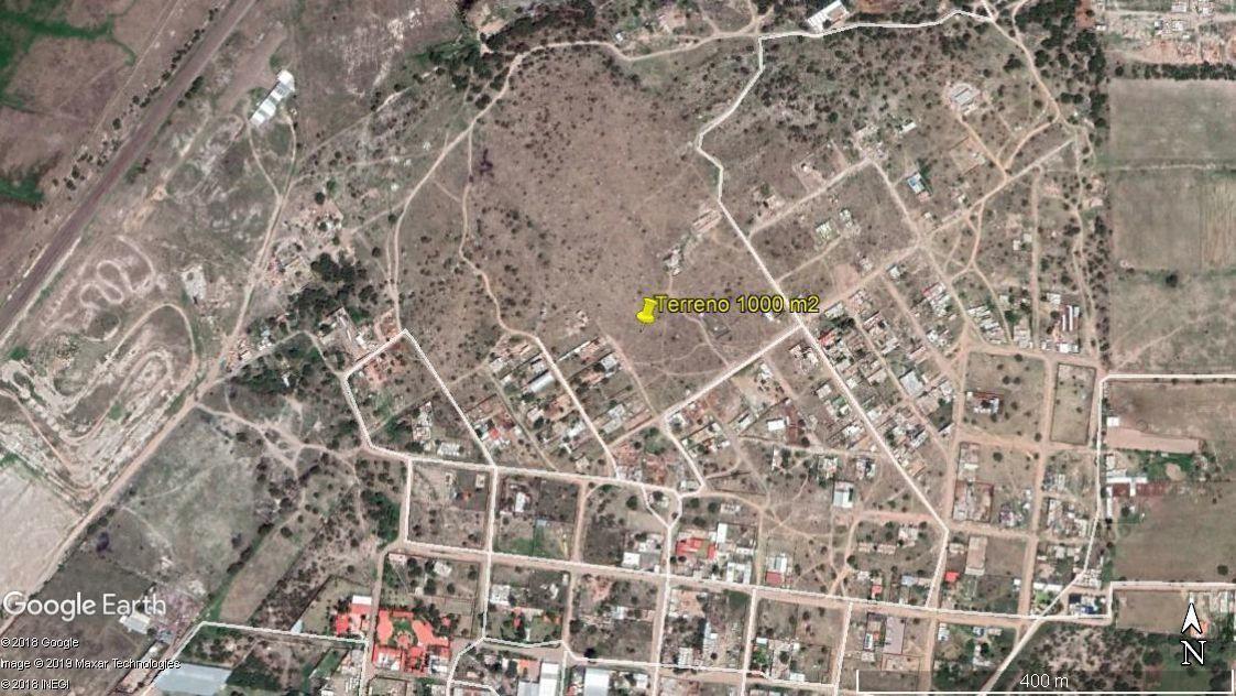 4 de 5: Vista satelital de entorno