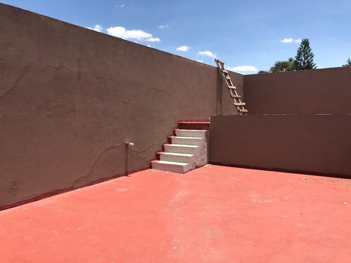 27 de 35: Espacio para hacer un roof garden, otra recámara, gym, etc