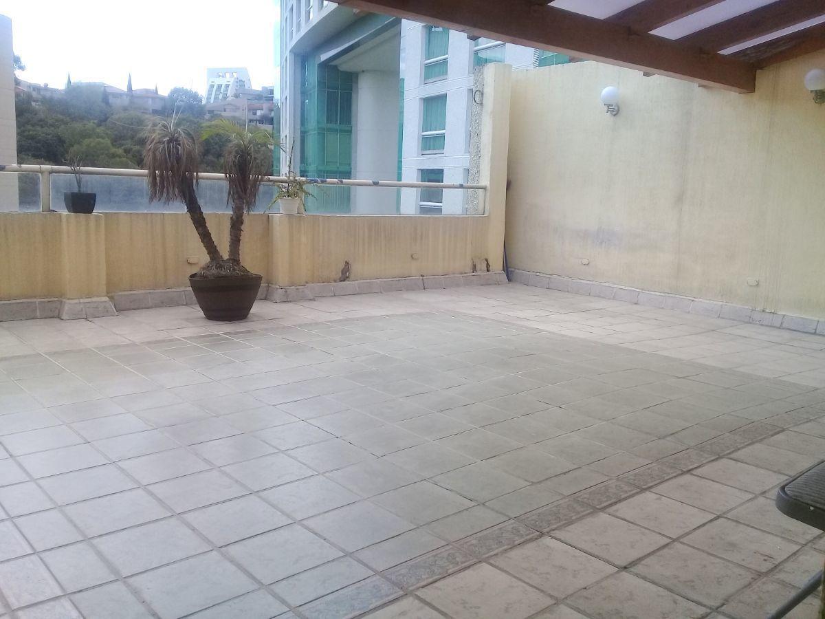 3 de 15: espectacular terraza con linda vista