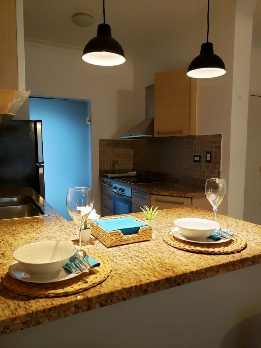 6 de 27: Apartamento alquiler cocotal turey amueblado 2 dormitorios