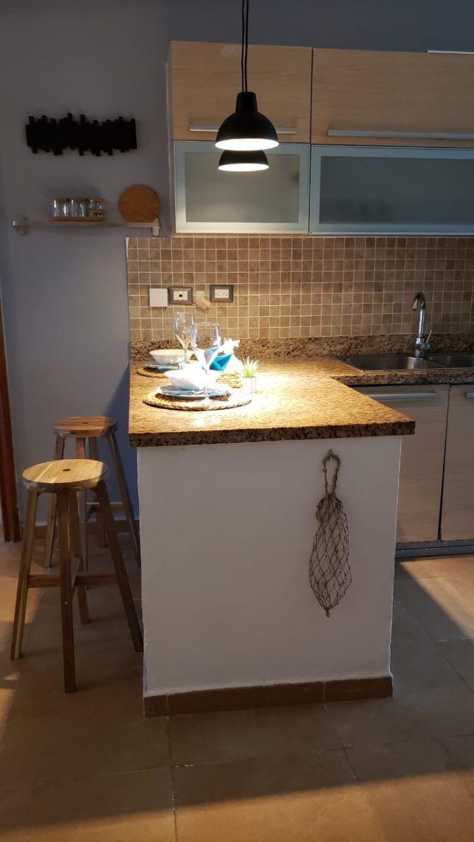 4 de 27: Apartamento alquiler cocotal turey amueblado 2 dormitorios