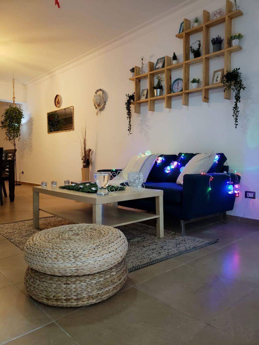 2 de 27: Apartamento alquiler cocotal turey amueblado 2 dormitorios