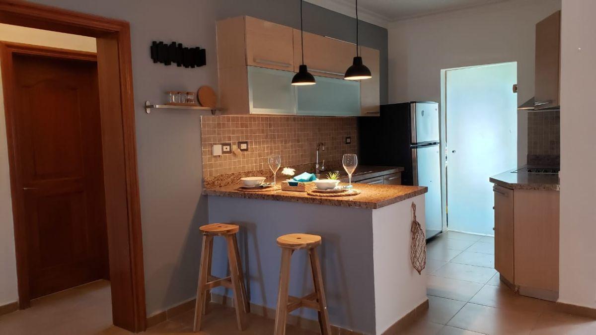 17 de 27: Apartamento alquiler cocotal turey amueblado 2 dormitorios