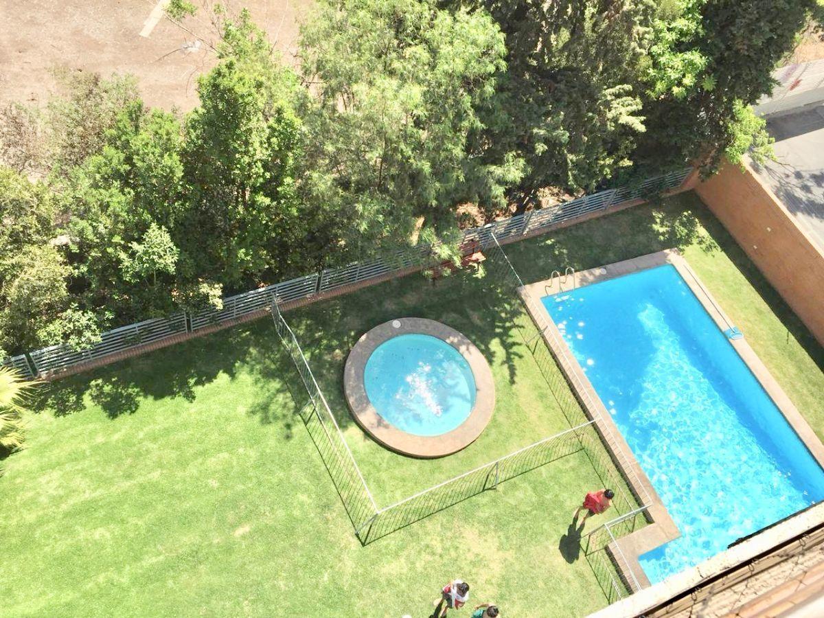 6 de 18: Vista piscina