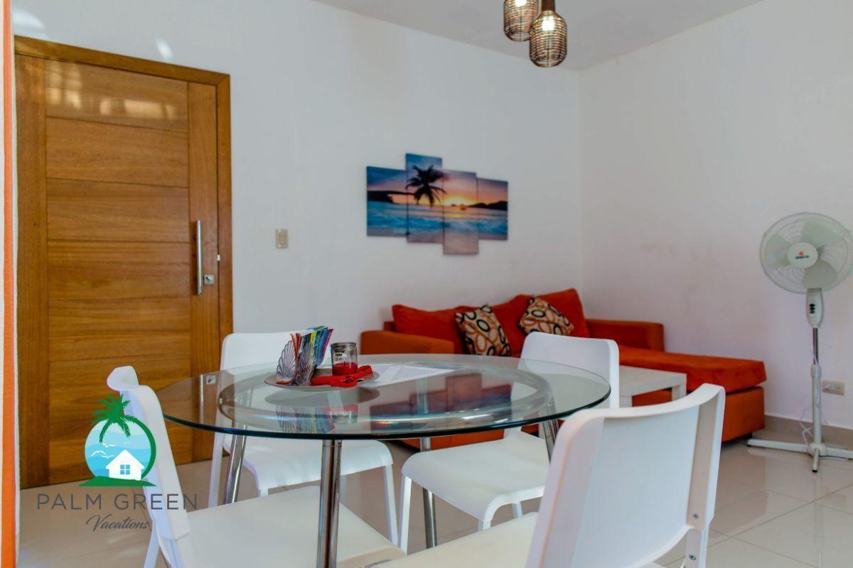 12 de 42: 1 bedroom apartment vacation rental punta cana