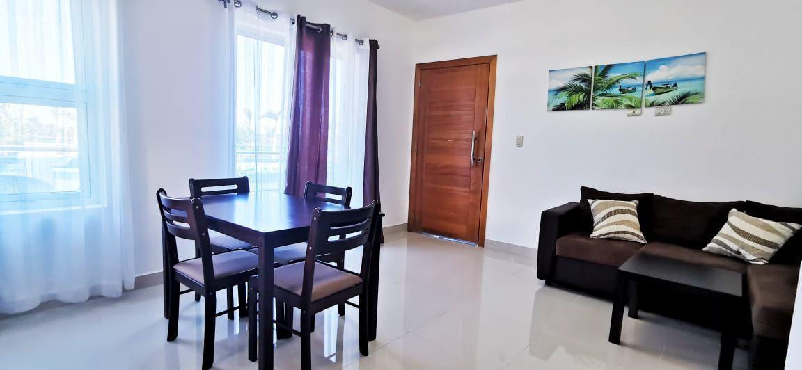 10 de 42: 1 bedroom apartment vacation rental punta cana