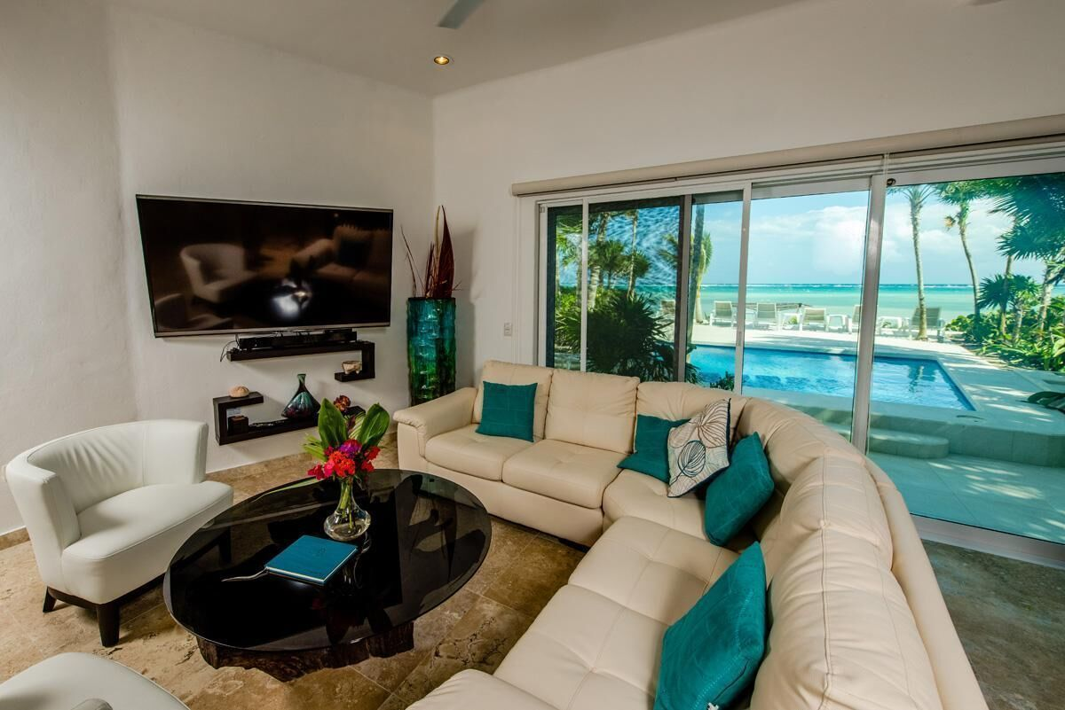 4 of 21: Ocean front House for Sale