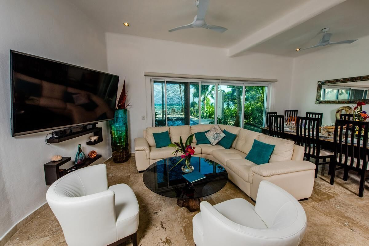 5 of 21: Riviera maya Ocen Front House for sale