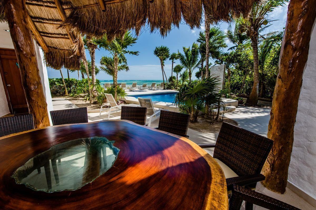 13 of 21: Riviera maya Casa frente al mar en Venta