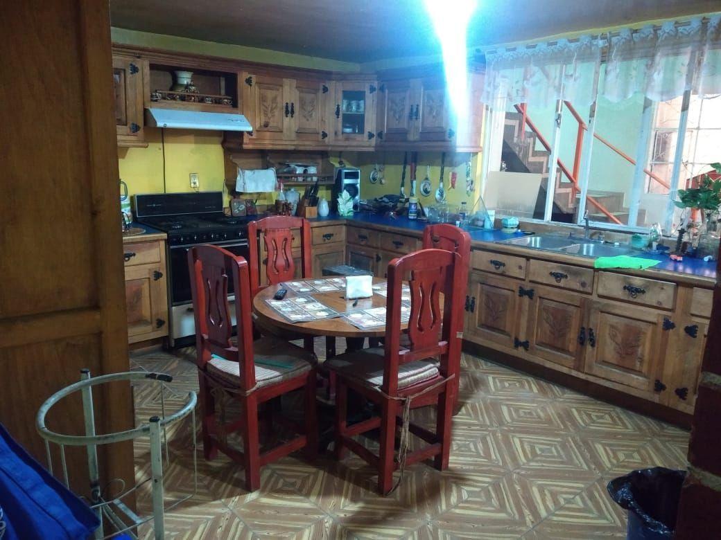 4 de 11: Cocina y antecomedor