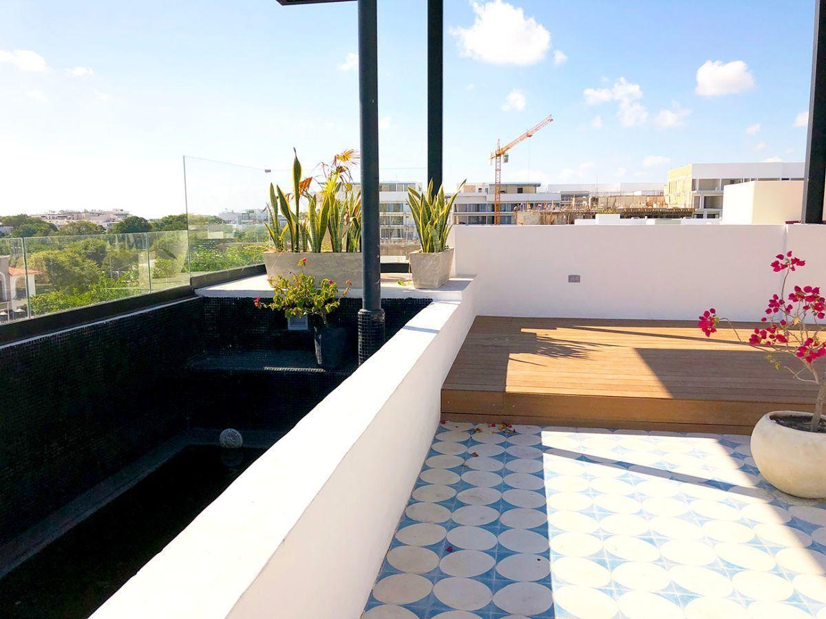 5 de 9: Foto, terraza area comun