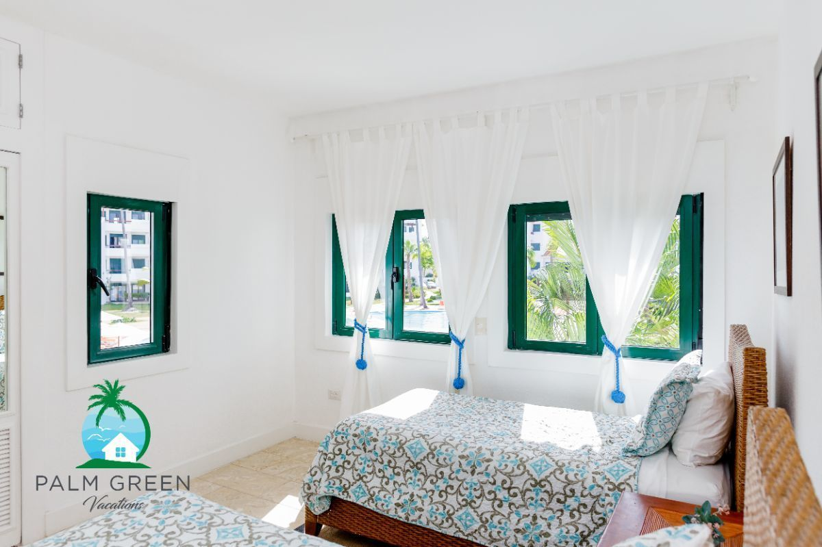12 de 36: Ocean Front Apartment 3 bedroom punta cana