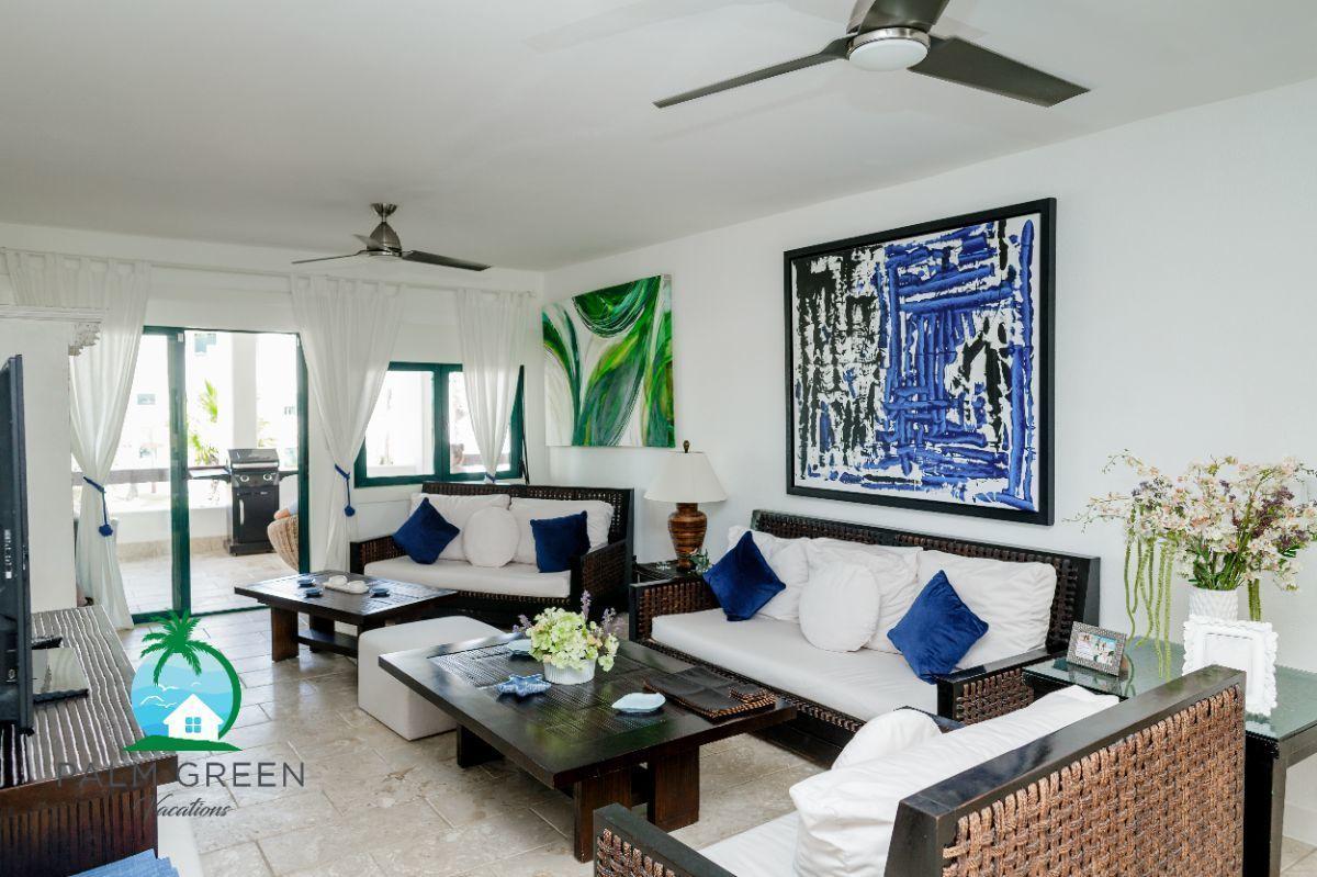 2 de 36: Ocean Front Apartment 3 bedroom punta cana