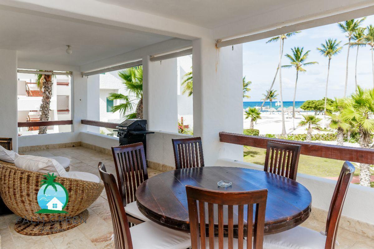1 de 36: Ocean Front Apartment 3 bedroom punta cana