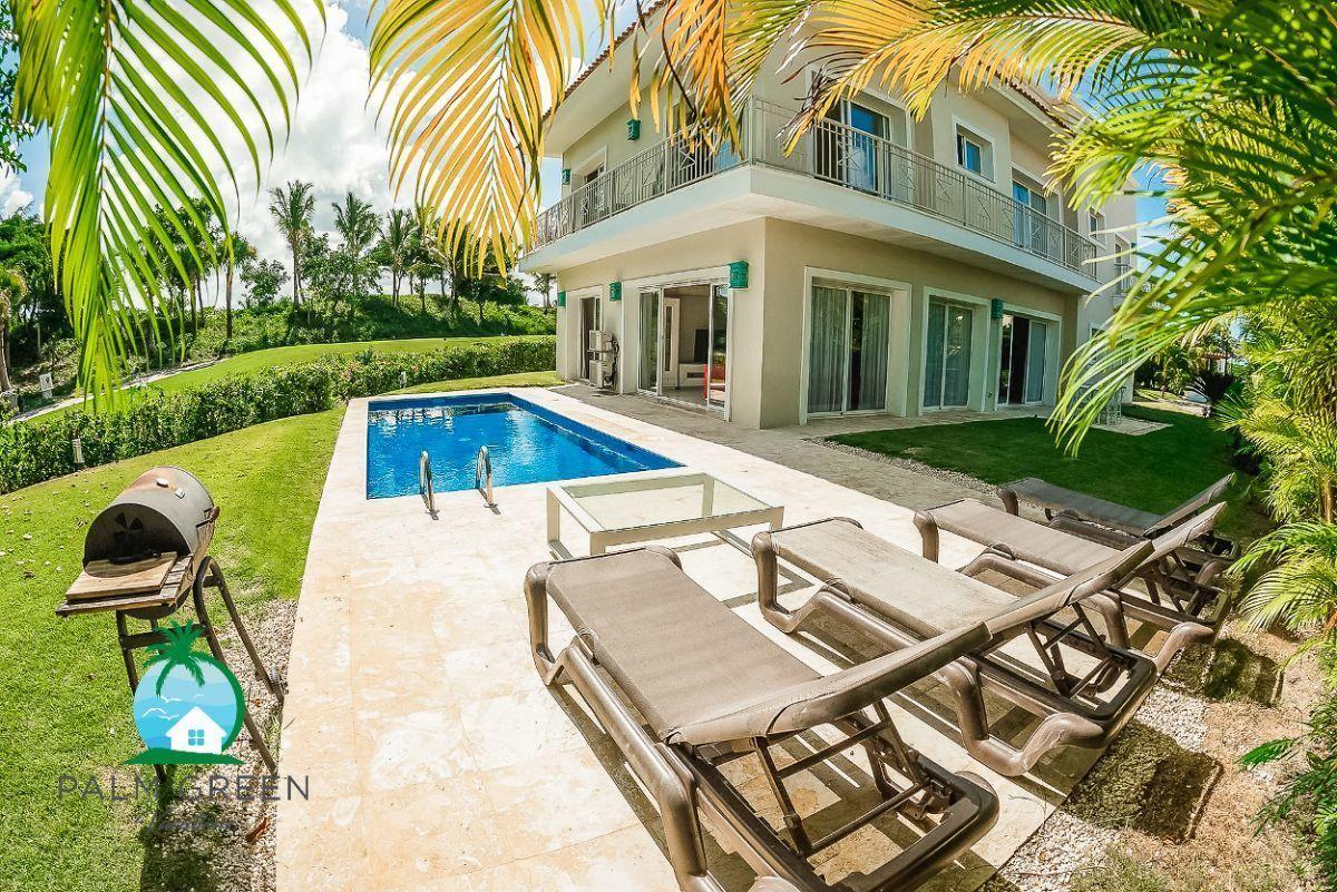 2 de 49: Villas alquiler vacacional punta cana 4 bedrooms