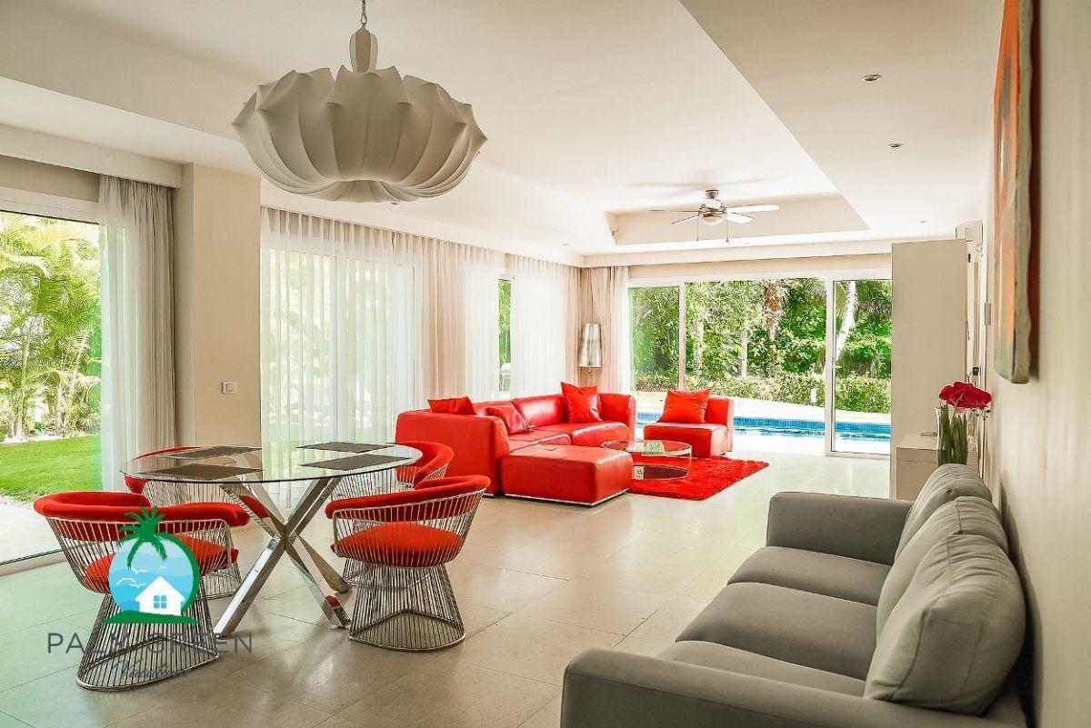 14 de 49: Villas alquiler vacacional punta cana 4 bedrooms