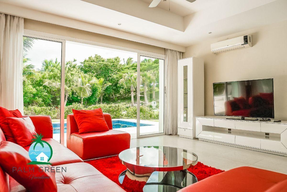 15 de 49: Villas alquiler vacacional punta cana 4 bedrooms