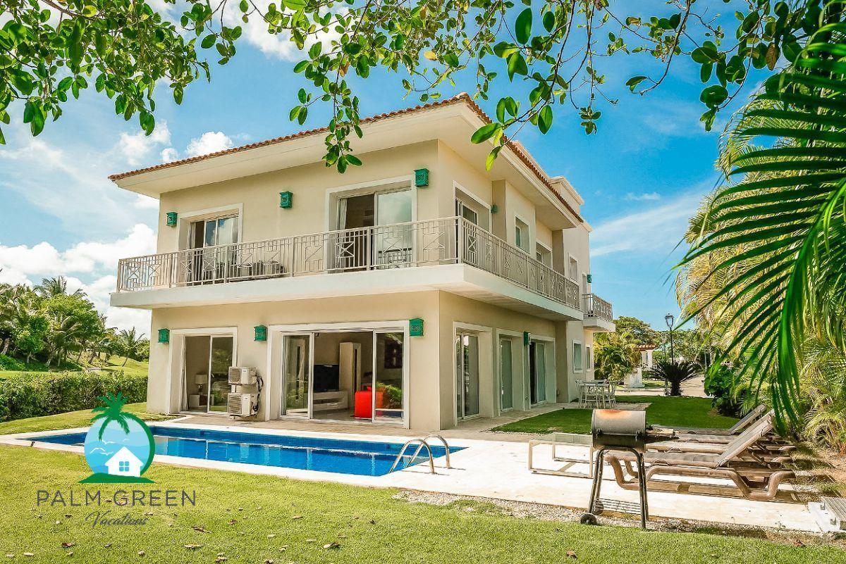 1 de 49: Villas alquiler vacacional punta cana 4 bedrooms