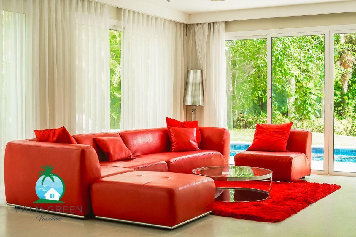 3 de 49: Villas alquiler vacacional punta cana 4 bedrooms