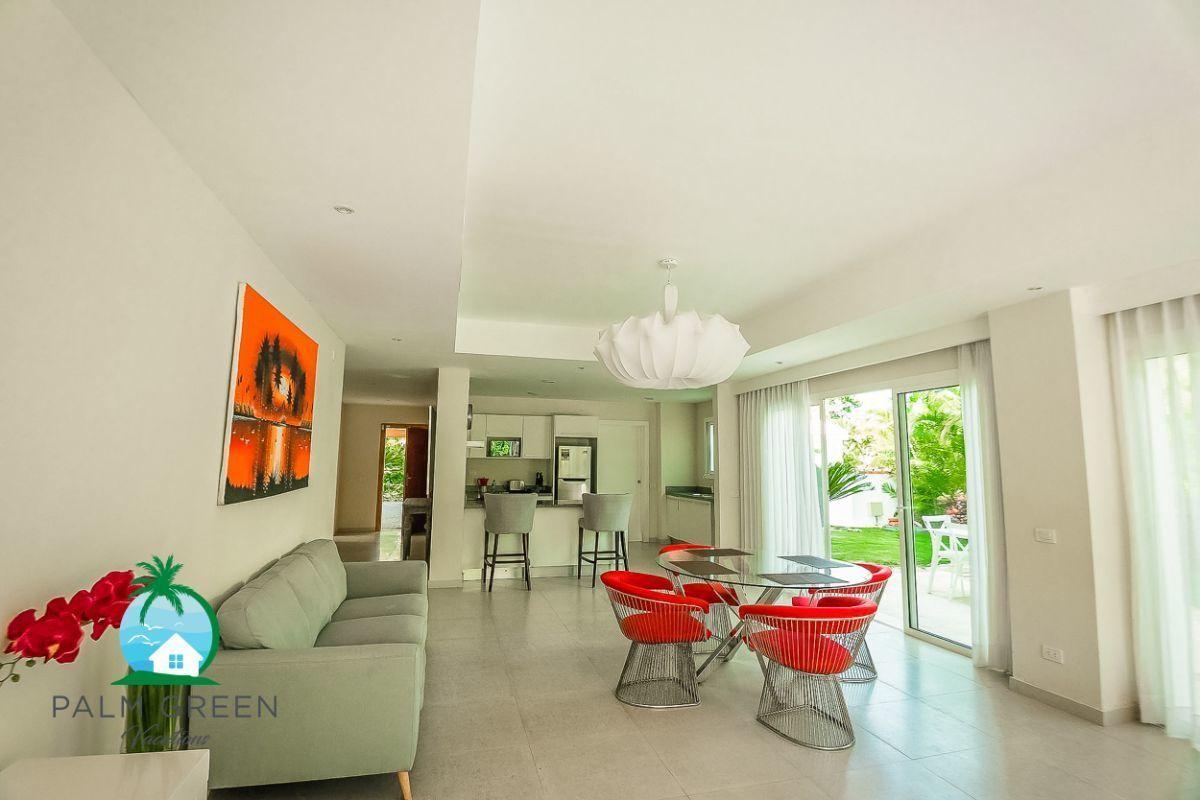 18 de 49: Villas alquiler vacacional punta cana 4 bedrooms