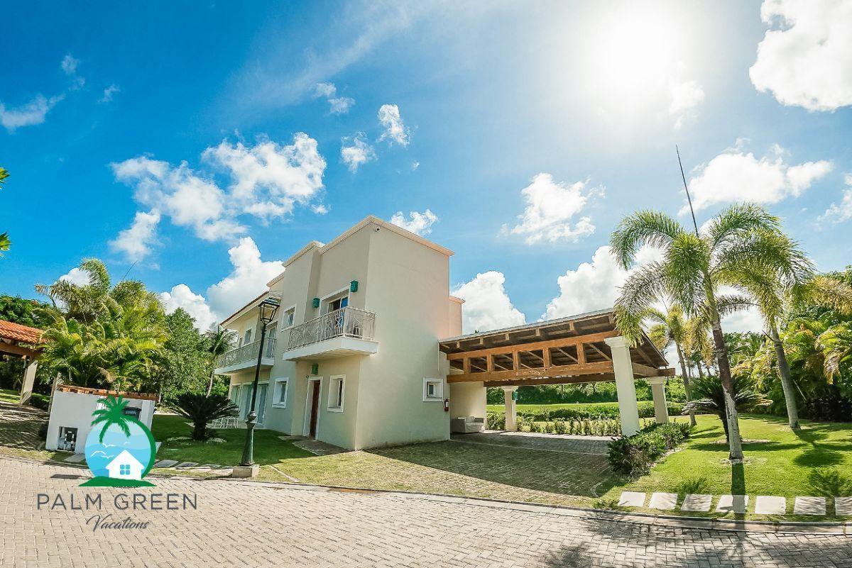 42 de 49: Villas alquiler vacacional punta cana 4 bedrooms