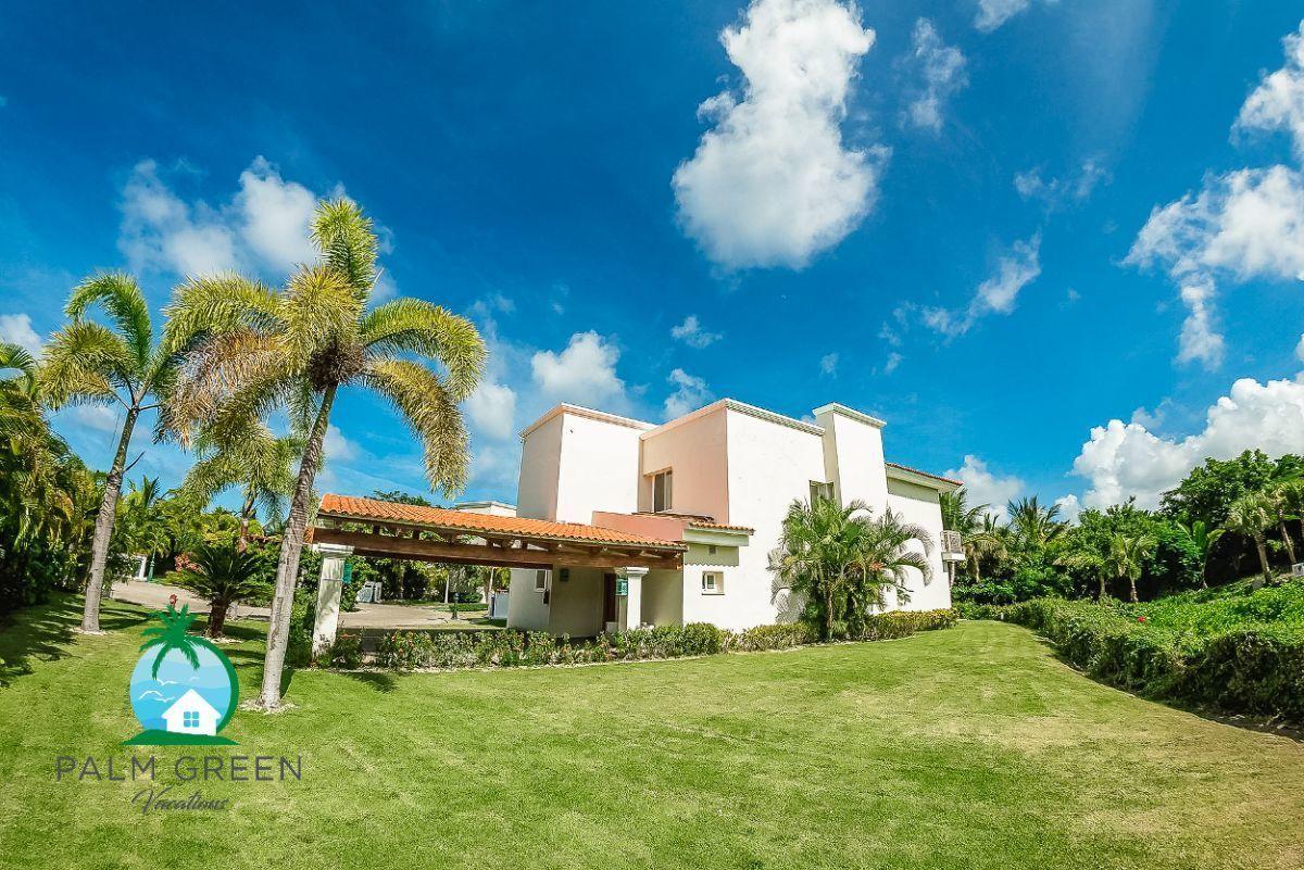 43 de 49: Villas alquiler vacacional punta cana 4 bedrooms