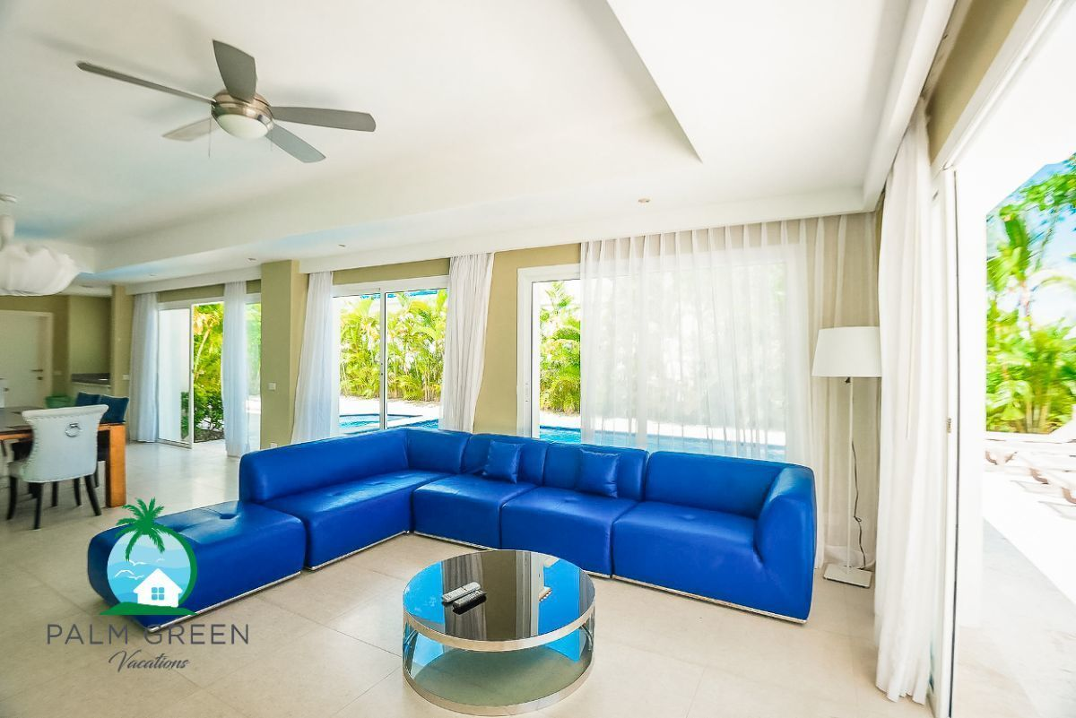 1 de 45: Villa vacation rental 4 bedrooms iberostar