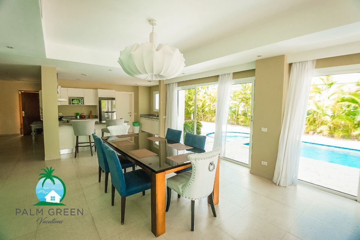 33 de 45: Villa vacation rental 4 bedrooms iberostar