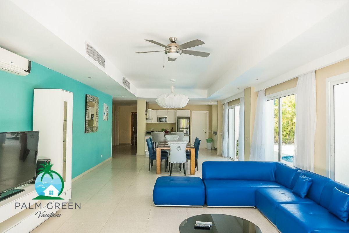 2 de 45: Villa vacation rental 4 bedrooms iberostar